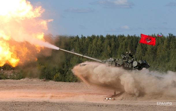 В России начались крупнейшие военные учения года