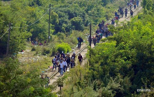 В Венгрии зафиксировано рекордное число прибывших за день мигрантов