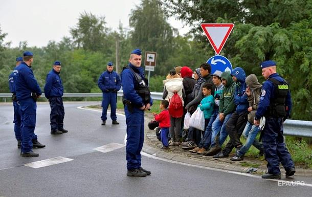 Венгерская полиция получила право проводить обыски в приграничье
