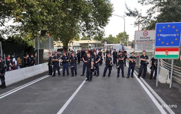 Беженцы проверяют Шенген на прочность