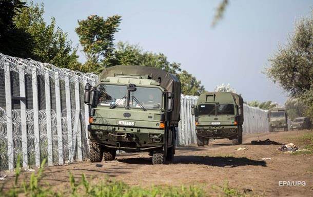 В Венгрии начались крупномасштабные учения с участием Украины