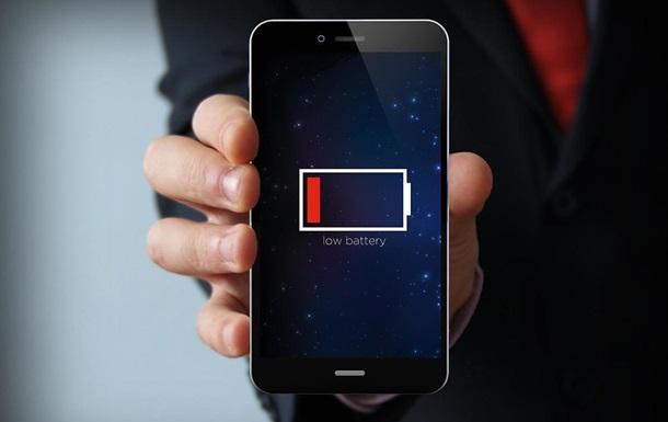 Разработчики продлили время автономной работы смартфонов