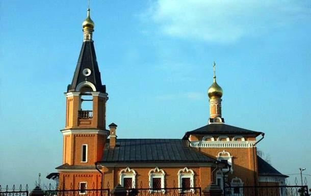 В Москве голый мужчина зашел в храм