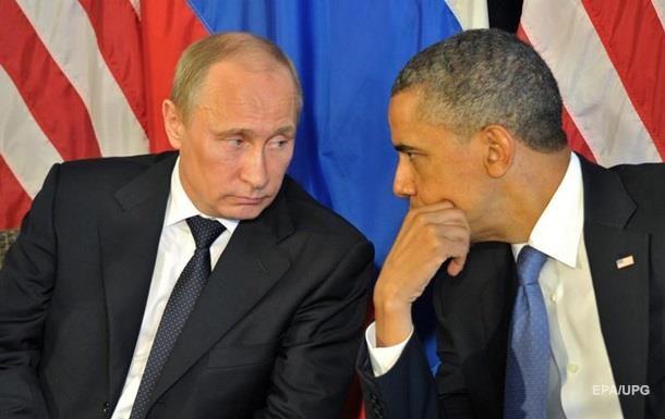 В Белом доме назвали условия телефонного разговора Обамы и Путина