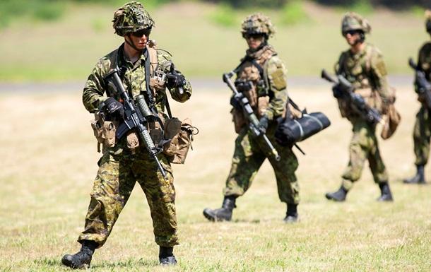 По стопам холодной войны. Чему канадские военные научат украинцев
