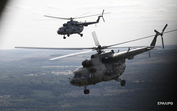 В Сирии замечены российские вертолеты - СМИ