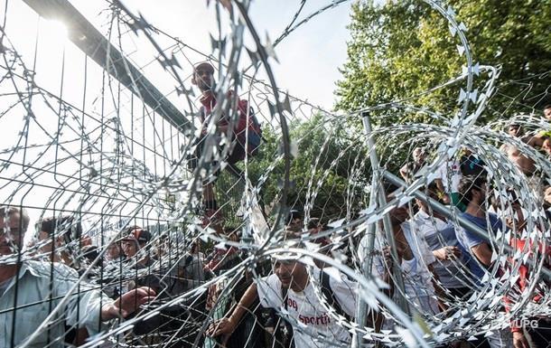 Венгрия строит стену на границе с Хорватией