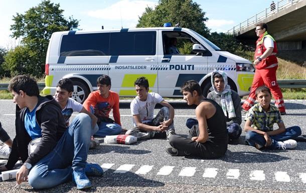 Дания потратит 100 миллионов евро на беженцев