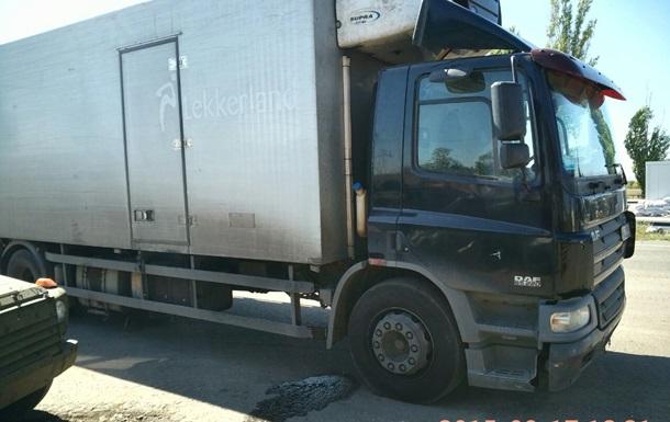 В Донецкой области милицию подозревают в контрабанде в зону АТО
