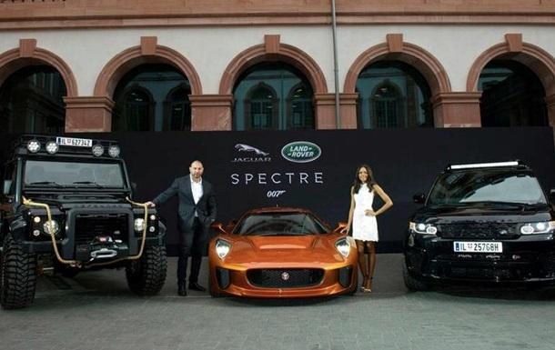Во Франкфурте показали новые автомобили Джеймса Бонда