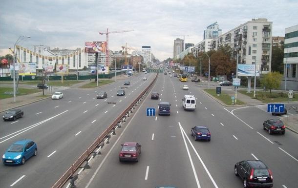В Киеве из-за угрозы взрыва перекроют проспект Победы