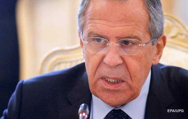 Лавров назвал варианты разрешения кризиса в Сирии