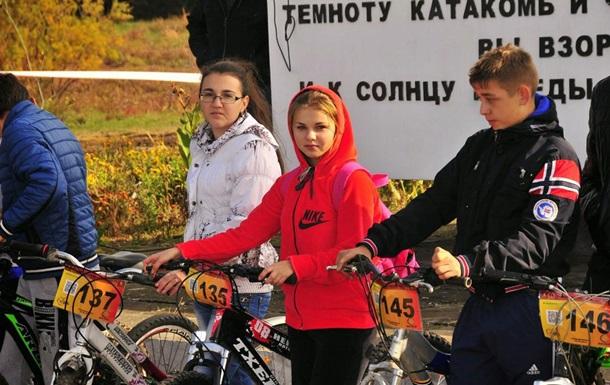 В катакомбах под Одессой проведут детское велоралли