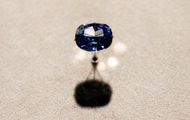На аукцион выставлен бриллиант стоимостью от 33 до 55 млн долларов