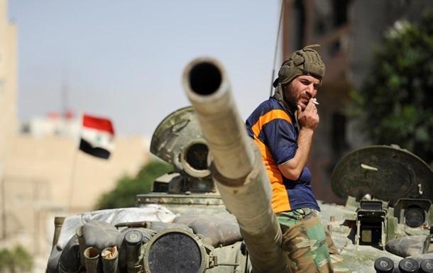 Российские контрактники отказались ехать воевать в Сирию - СМИ