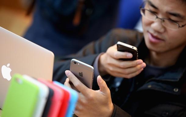 Китайский банк спермы заманивает мужчин с помощью iPhone 6s