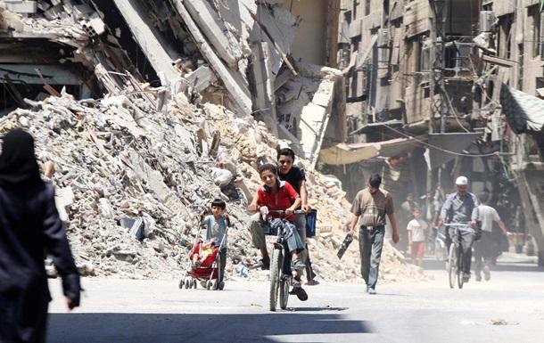 Сирийцы винят США в создании Исламского государства - опрос