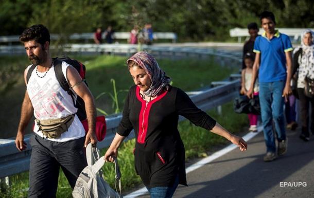 В Нидерландах арестованы  перевозчики мигрантов
