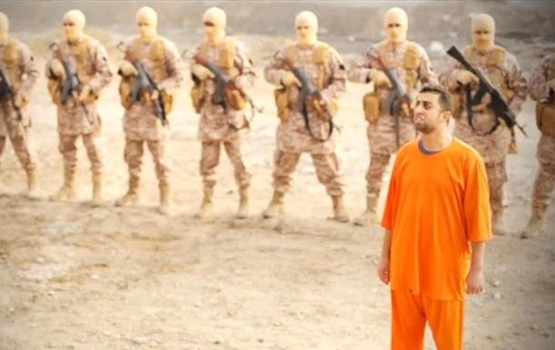 Боевики ИГ устроили массовый расстрел в Сирии