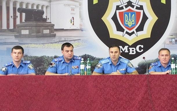 Начальником одесской милиции стал луганчанин