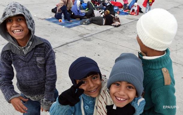 Британские депутаты: Только каждый пятый беженец - из Сирии