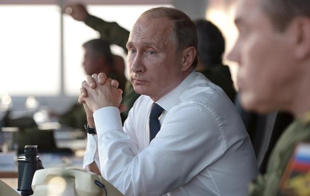 Путин рассказал о новейшей военной технике российских войск