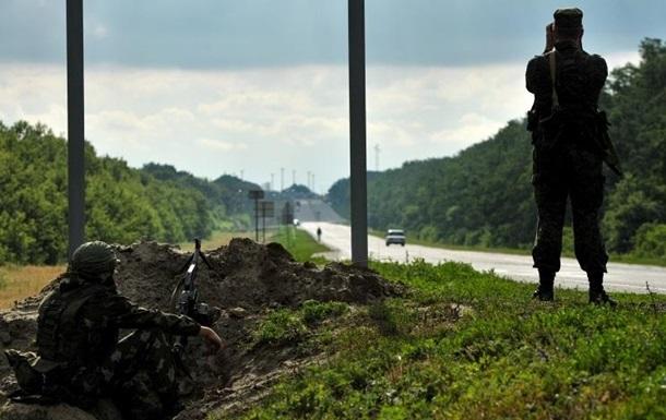 Украинского пограничника задержали в России