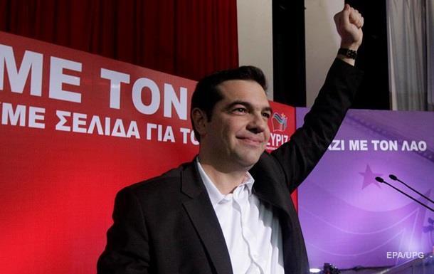 В Греции побеждает партия экс-премьера Ципраса - экзит-полл