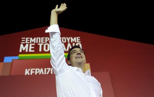 Выборы в Греции: СИРИЗА набирает более 35% голосов
