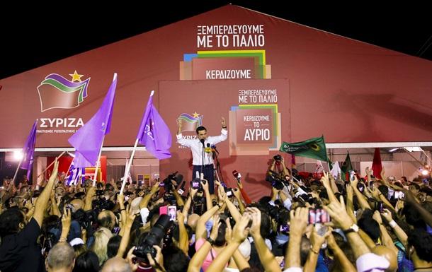 Президент Европарламента поздравил Ципраса с победой на выборах в Греции