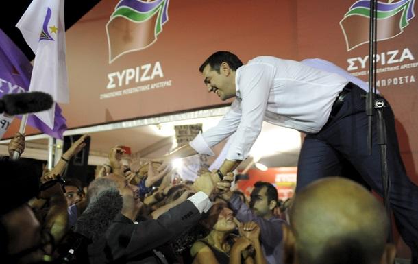 МВД Греции: СИРИЗА победила на выборах, набрав 35,47% голосов