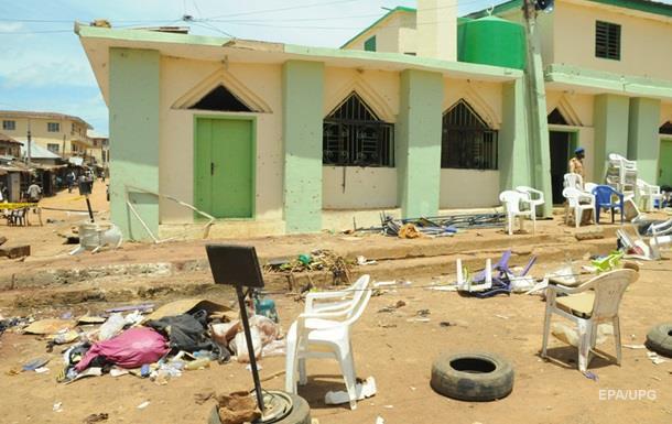 На севере Нигерии прогремели три взрыва