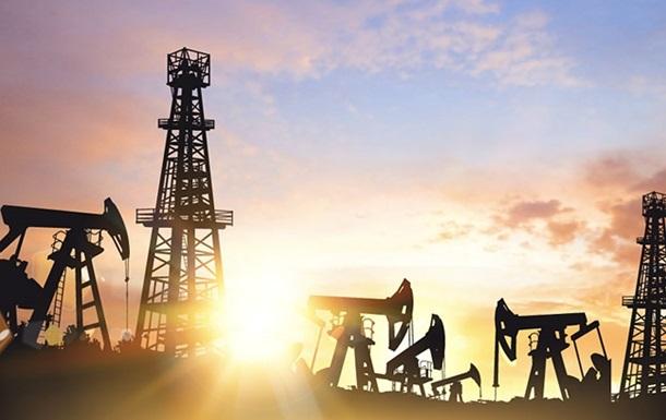 Нефть дорожает из-за данных по буровым установкам в США