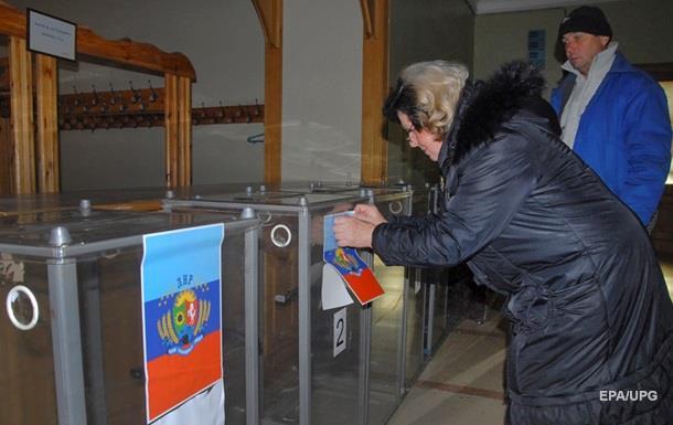Плотницкий назначил дату выборов в ЛНР