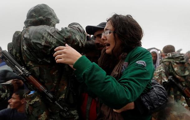 HRW: Полиция Македонии неоправданно жестока к мигрантам
