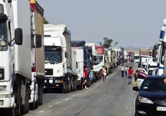 Об инициативе по поводу экономической блокады Крыма
