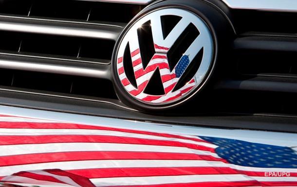 Акции Volkswagen рухнули почти на 20% из-за скандала в США