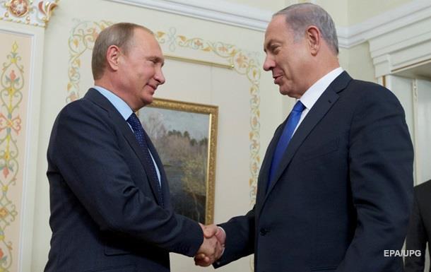 Россия и Израиль будут координировать действия в Сирии – Нетаньяху