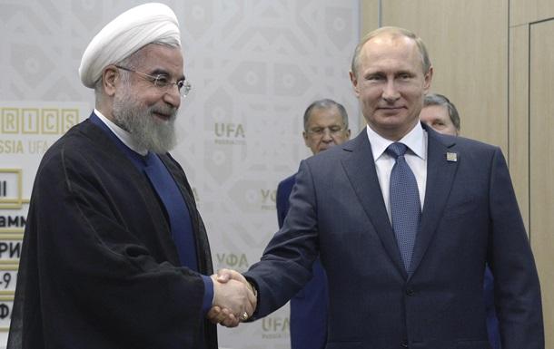 Россия координирует свои действия в Сирии с Ираном – WSJ