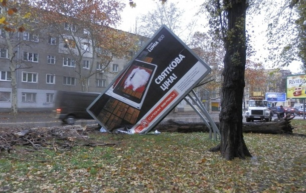 Комитет Рады одобрил запрет билбордов возле дорог
