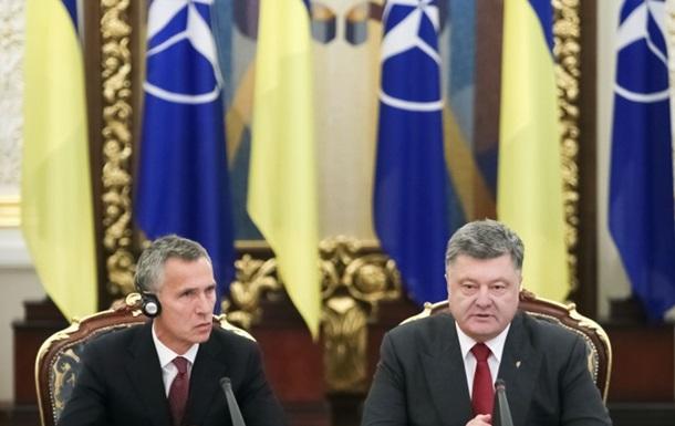 Украина и НАТО будут вместе бороться с российской пропагандой