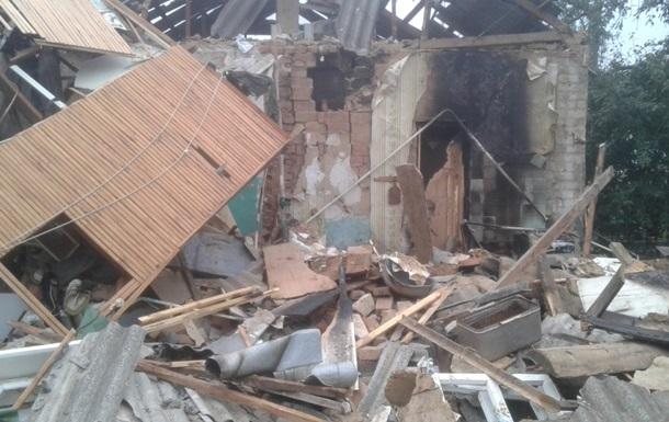 Под Харьковом взорвался частный дом, пострадала женщина