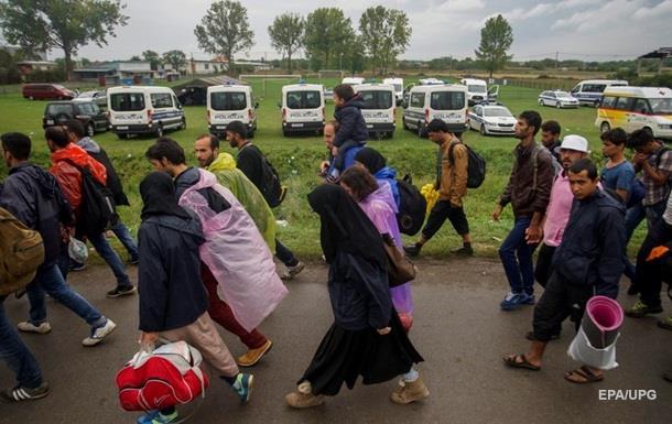 Хорватия просит Сербию прекратить посылать ей мигрантов