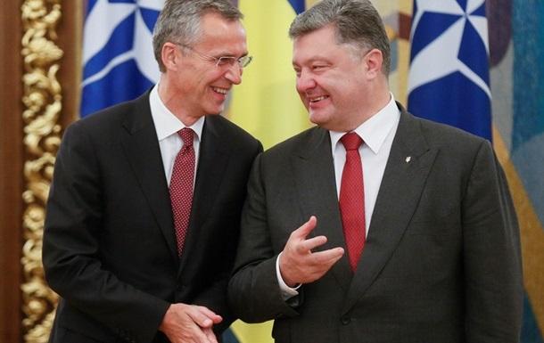 НАТО нам поможет? Зачем в Украину приезжал генсек Альянса