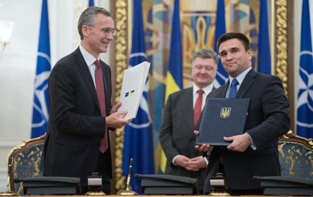 НАТО создает  уникальное представительство  в Украине – МИД