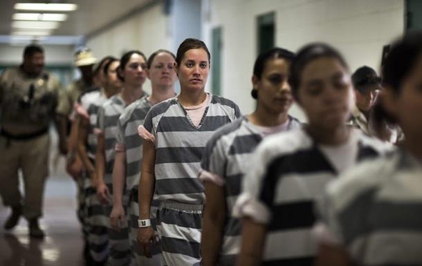 Ученые насчитали в мире 700 тысяч женщин-заключенных