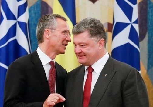 Украину не ждут в НАТО