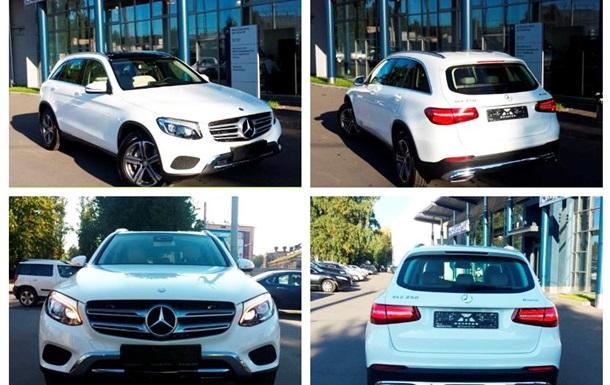 Вышел новый Mercedes Benz GLC