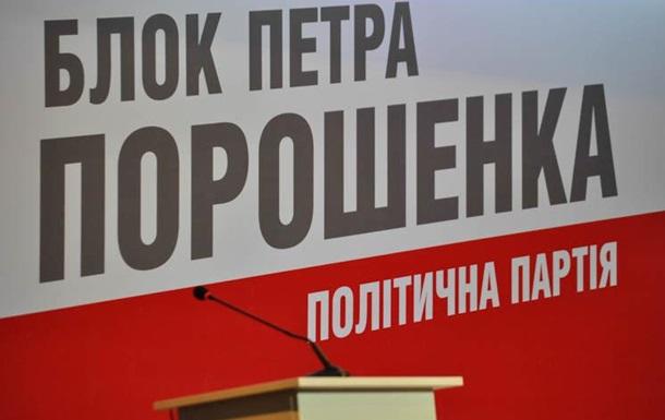 Политическая беспринципность президентского блока