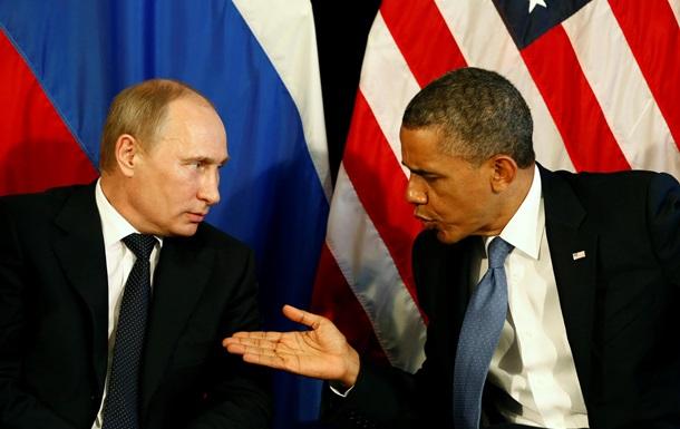 Обама встретится с Путиным в ООН - NYT